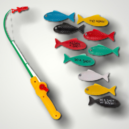"""Joc de petrecere """"La pescuit""""1"""