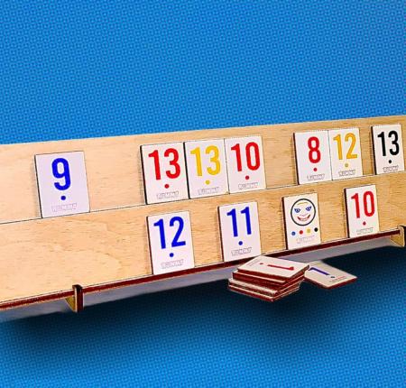 Joc de rummy din lemn1