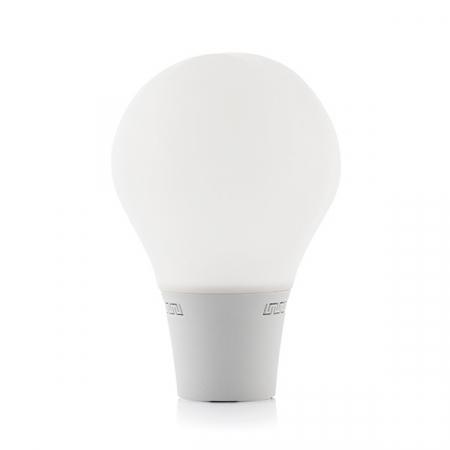 Lampă Bec LED Tactil din Silicon cu Boxă4