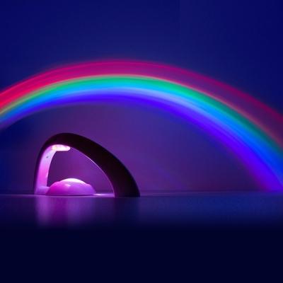 Lampa led cu proiector Curcubeu0