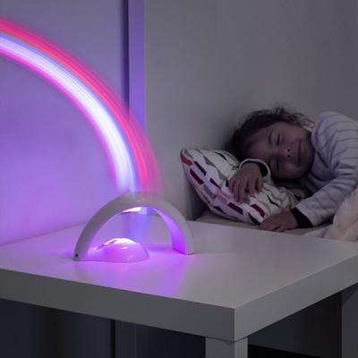Lampa led cu proiector Curcubeu1