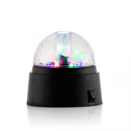 Lumina Led rotativa pentru petreceri [1]