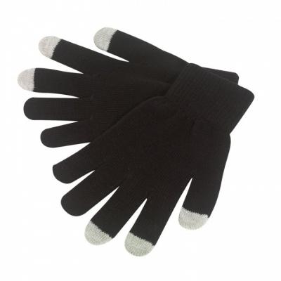 Manusi cu touchscreen culoarea negru