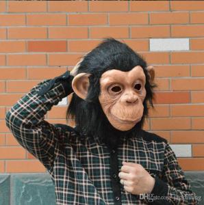 Masca Cimpanzeu1