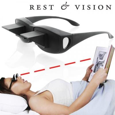 Ochelari cu prisma REST & VISION2