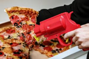 Pistol mustar si ketchup1