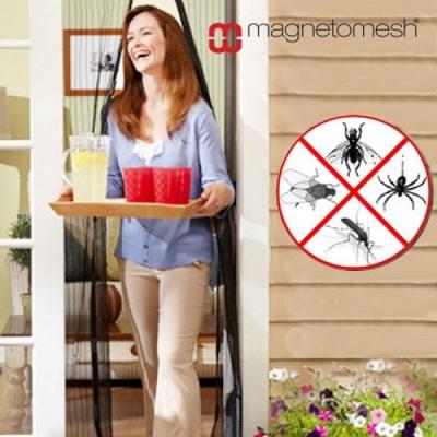 Plasa magnetica anti-insecte