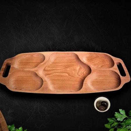 Platou mare lemn fag [0]