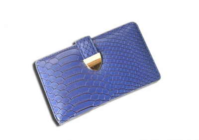 Portofel dama Albastru1