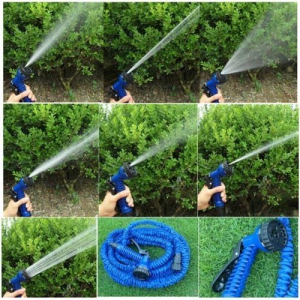 Furtun de gradina extensibil MAGIC HOSE - 7.5 metri0