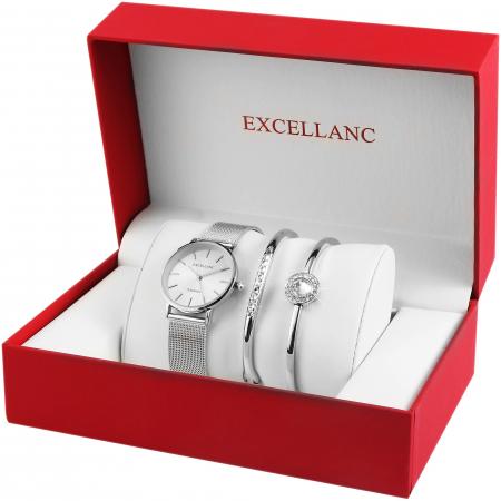 Set cadou Excellanc Exclusive Silver0