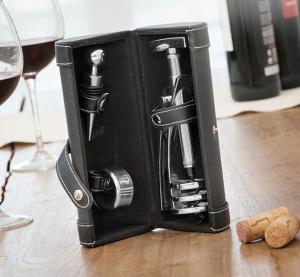 Set de accesorii pentru vin Screwpull5