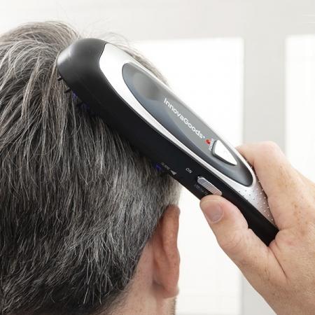 Set perie electrică împotriva căderii părului cu accesorii [2]