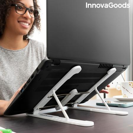Stand pliant și reglabil pentru laptop ,telefon sau tableta [14]