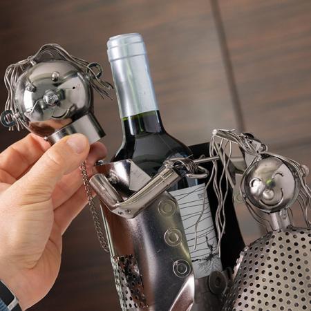 Suport pentru sticla de vin Hairstylist0