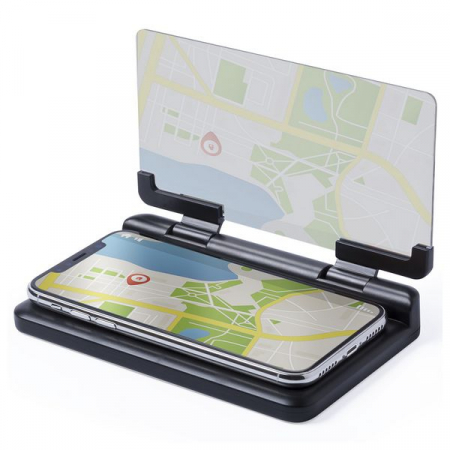 Suport auto pentru telefon cu oglinda1
