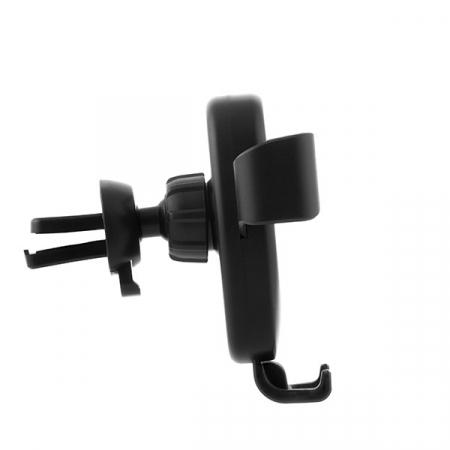 Suport de telefon mobil cu încărcător fără fir pentru mașini Wolder4