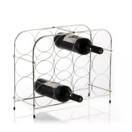 Suport metalic Fagure pentru 12 sticle vin1