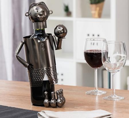 Suport pentru sticla de vin bowling0