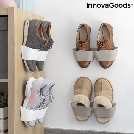 Suporturi pentru pantofi cu adeziv Shöelf [5]