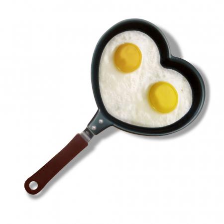 Tigaie pentru oua - INIMA [0]