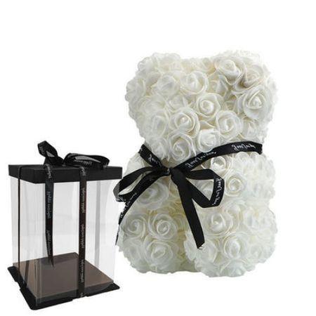 Ursulet din trandafiri 25 - 40 cm6