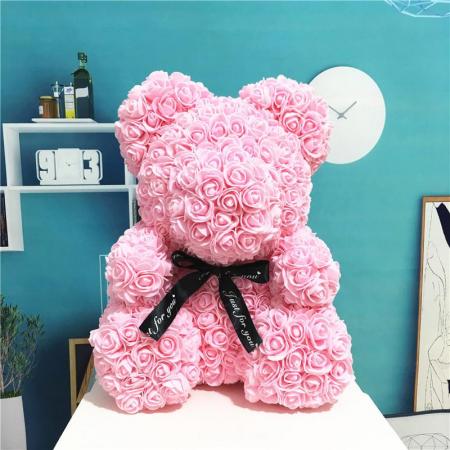 Ursulet din trandafiri 25 - 40 cm10