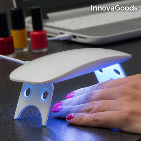 Lampa pentru unghii LED UV Pocket0