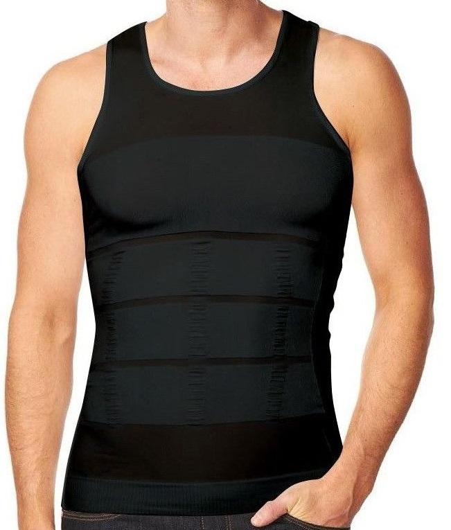 Slim and Lift pentru Barbati - Corset tricou de slabit