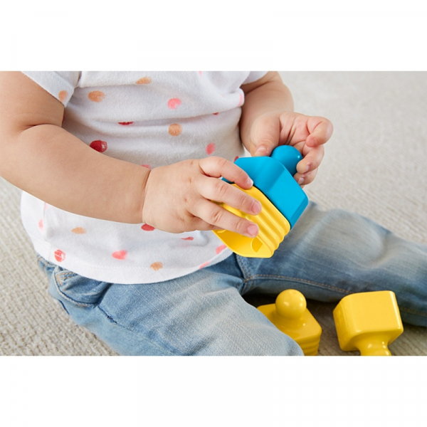 Crocodil cu turn Fisher-Price 4