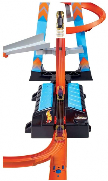 Set de Joaca Hot Wheels - Sky Crash Tower Car 1