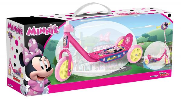Trotineta Stamp Minnie Mouse cu 3 roti 1