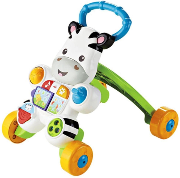 Antepremergator Fisher Price Zebra 2