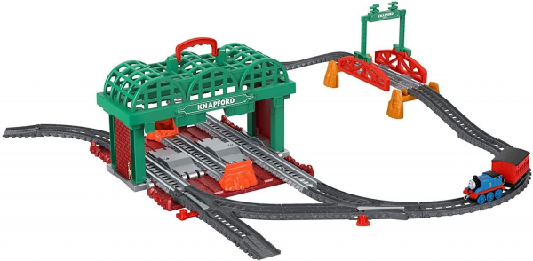Set de joaca Thomas & Friends Knapford Station 0