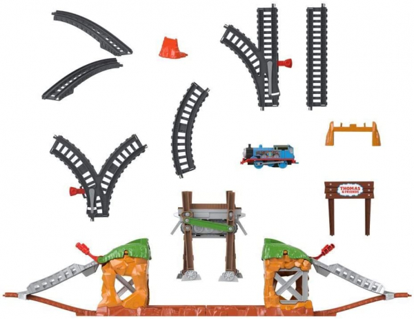 Set de joaca Thomas & Friends - Podul mobil 4