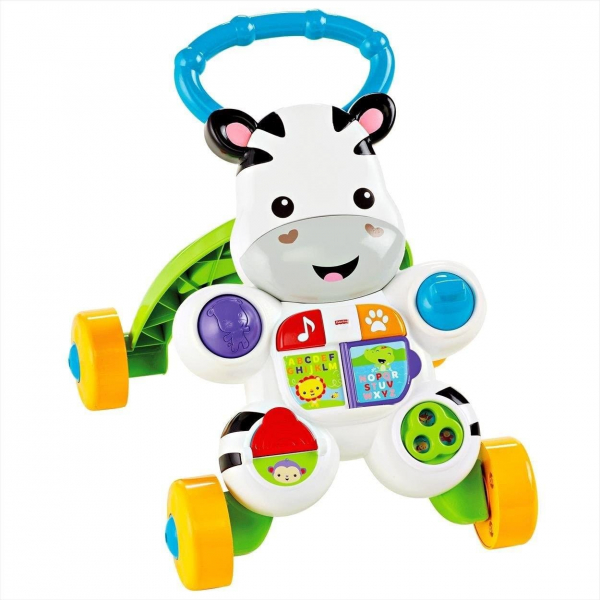 Antepremergator Fisher Price Zebra 0