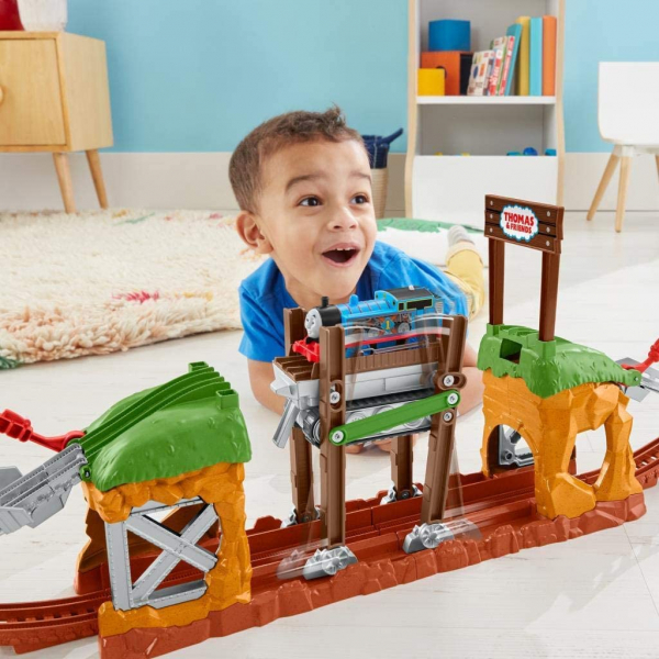 Set de joaca Thomas & Friends - Podul mobil 7