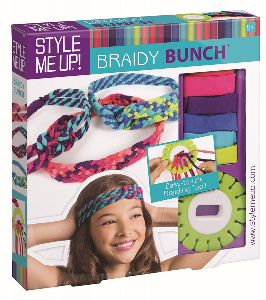 "Set de impletit ""Braidy Bunch"" Style Me Up! 0"