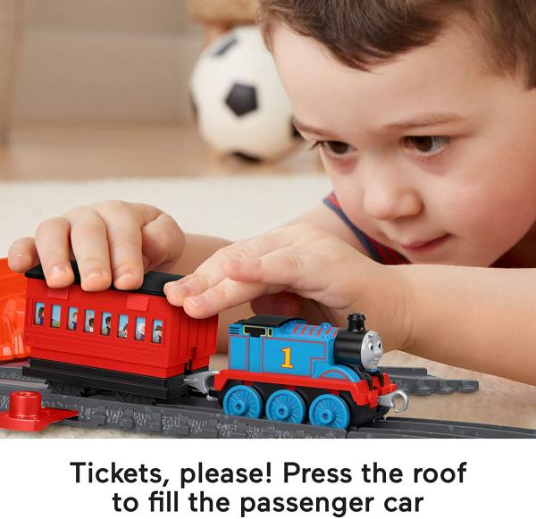 Set de joaca Thomas & Friends Knapford Station 1