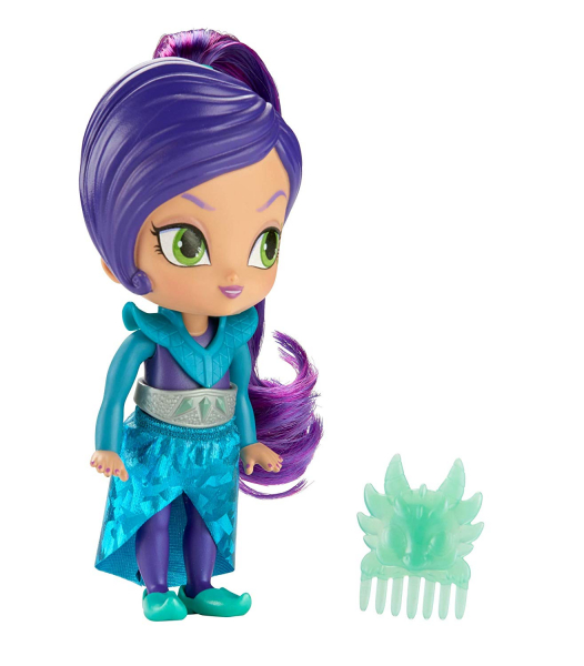 Papusa Mattel Shimmer and Shine Zeta [1]