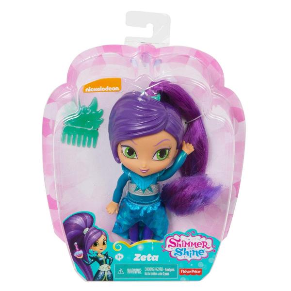 Papusa Mattel Shimmer and Shine Zeta [3]