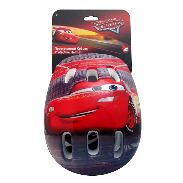 Casca de protectie pentru copii AS Toys marime M Cars 0