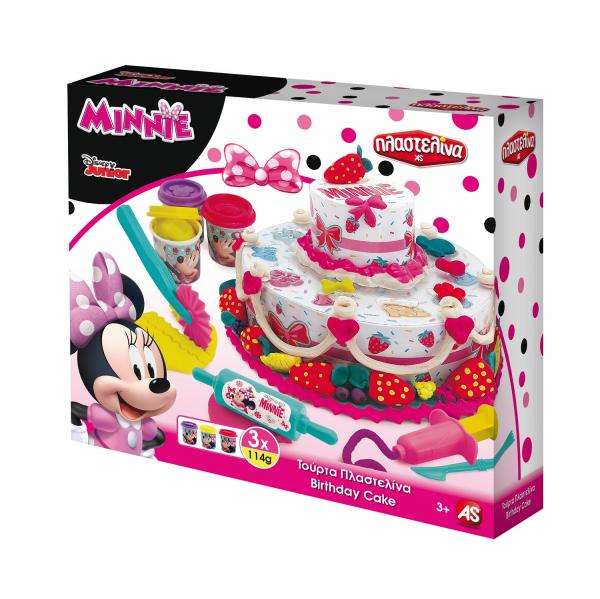 Set Tort de plastilina Art Greco Minnie Mouse 0