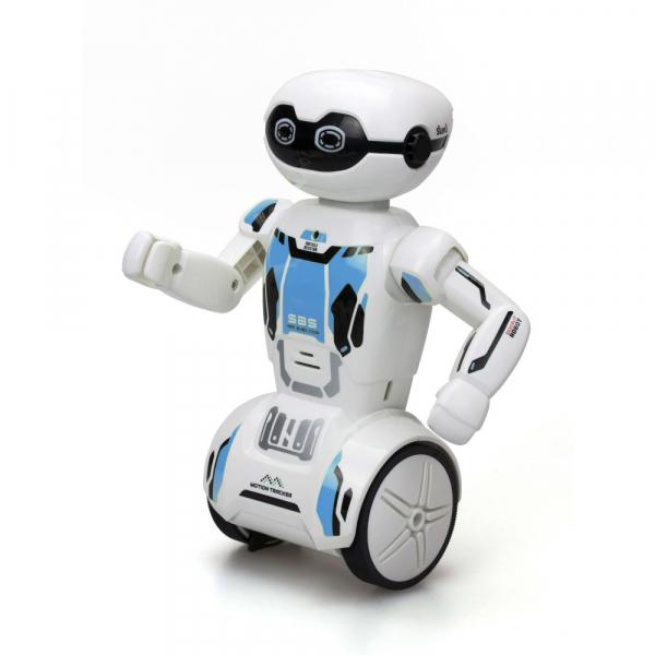 Robot programabil Silverlit Macrobot, telecomanda, albastru 2