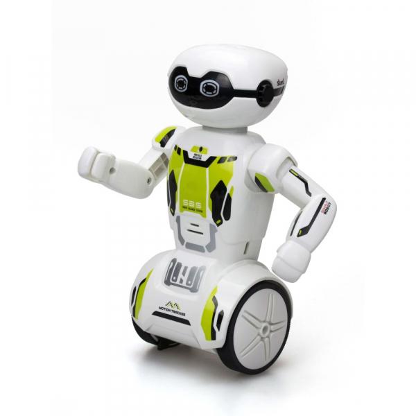 Robot programabil Silverlit Macrobot, telecomanda, verde 1