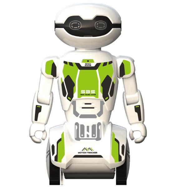 Robot programabil Silverlit Macrobot, telecomanda, verde 2