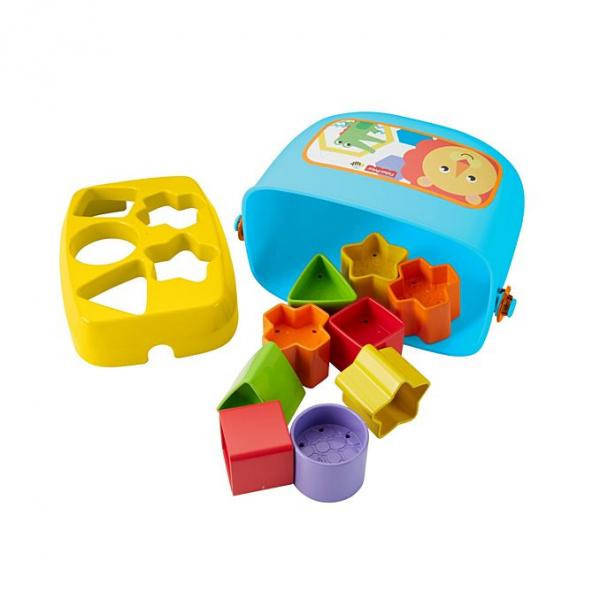 Jucarie Primele Cuburi Fisher-Price 0