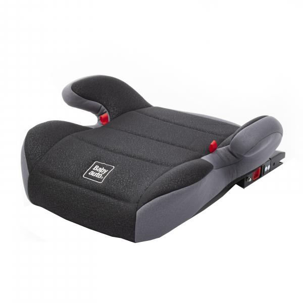 Inaltator auto Babyauto Vista FIX,  Isofix, 15-36 Kg, Gri/Negru [1]