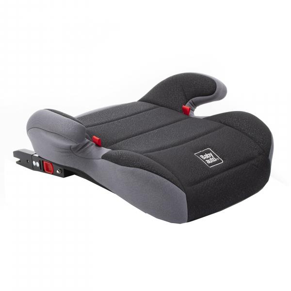 Inaltator auto Babyauto Vista FIX,  Isofix, 15-36 Kg, Gri/Negru [0]