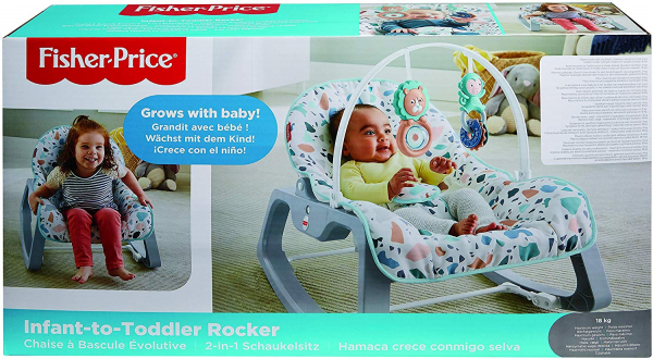 Balansoar Fisher-Price 2 in 1 Infant to Toddler 5